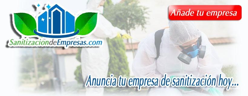 directorio de la industria de la sanitización en méxico