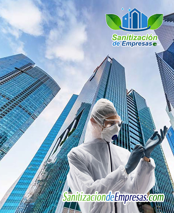 sanitizacion de empresas en satelite